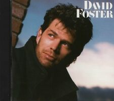 DAVID FOSTER s/t 1986 FIRST PRESS JAPAN CD 32XD-499