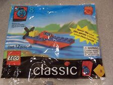 Mcdonalds Toy Lego Classic Ronald air boat Building set 1999 Happy Meal new #8