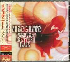 INCOGNITO-IN SEARCH OF BETTER DAYS-JAPAN CD BONUS TRACK F30