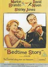Bedtime Story (1964) -  David Niven, Marlon Brando, Shirley Jones ALL REG DVD