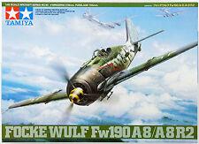 Tamiya 61095 Focke Wulf Fw190 A-8/A-8 R2 1/48 scale kit