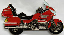 NEW 2004 Honda Goldwing GL1800 Collectors Enamel Pin Badge from Fat Skeleton