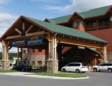 Wyndham Great Smokies Lodge-2 Bedroom -sleeps 8- Nov 20-27 -Wilderness waterpark