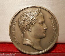 1805 NAPOLEON RARE SILVER ART MEDAL VENICE GIVEN BACK TO ITALY RIALTO BRIDGE