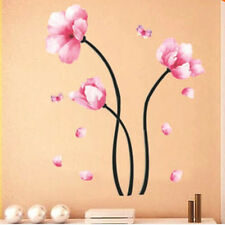 Flower Bedroom Living Room Wall Sticker Creative Background Tile Stickers