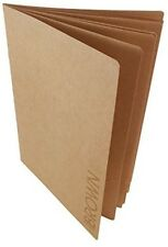 Artway - Softback Sketchbook - Brown Kraft Paper And Cover - Recycled - 130gsm