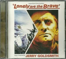 OOP New CD - LONELY AND THE BRAVE - Varese Sarabande - Lt. Ed. 3000 - $40+