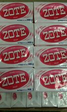 Zote Pink Soap (6) Bars 14.1oz per Hand Wash Soap for Stains 400g per