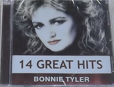 BONNIE TYLER 14 Great Hits SOUTH AFRICA Catalogue# CDSM556 sealed