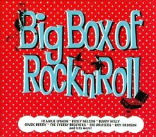 Big Box of Rock 'n' Roll by Various Artists (CD, May-2013, 6 Discs, Floating...