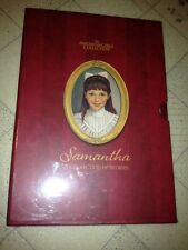 New THE AMERICAN GIRLS CLUB SAMANTHA A COLLECTION OF STORIES BOX SET