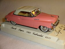 Buick Super Convertible 1950. Top Up. 1/43 model  by Solido