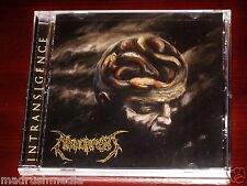Abhorrent: Intransigence CD 2015 Willowtip Records WT-136 NEW