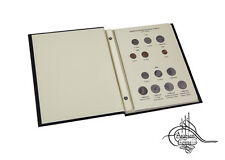 UAE 1995-2012 Coin Album 1996 1997 1998 1999 2000 2001 2003 2007 etc Emirates