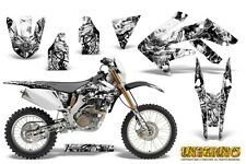 HONDA CRF 250 X CRF250X 2004-2016 GRAPHICS KIT DECALS CREATORX INFERNO W