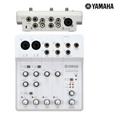 Yamaha Audiogram 6 AG6 USB Audio Recording Interface Mixer l Authorized Dealer