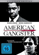 American Gangster - Extended Edition - Denzel Washington - DVD - OVP - NEU