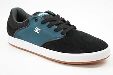 New DC Mens Mikey Taylor S Low-Top Skate Sneaker Shoes Black Sea Size 9 BW1