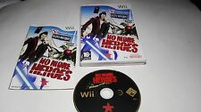 NO MORE HEROES ( NINTENDO WII - WII U- PAL- UK )