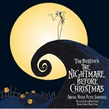 Est DISNEY-the Night Before Christmas CD NUOVO