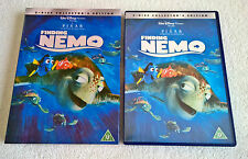 Finding Nemo (DVD, 2004, 2-Disc Set) - Slipcover - VGC - DTS - THX - Pixar