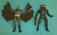McDonald's Happy Meal Toy Young Justice Batman & Black Manta 2011
