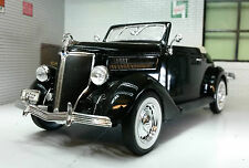 G LGB 1:24 Scale 1936 Ford De Luxe Cabriolet Diecast Model 22422 Vintage Car