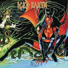 Iced Earth Days Of Purgatory g/f (Post) reissue vinyl LP NEW sealed