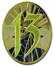 DISNEY pin event 13 reflections of EVIL ROE MALEFICENT countdown mirror ON Card