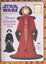 Star Wars Episode I: Queen Amidala Paper Doll Book
