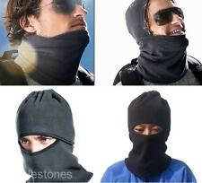 Warm Bike Cycling Outdoor Skiing Running Mask CS Police Thermal Fleece Cap Scarf