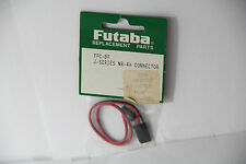 FUTABA J-SERIES NI-CD CONNECTOR FPC-8F NR-4H CONNECTOR - NEW OLD STOCK!
