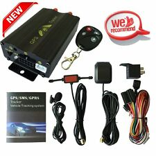 Car GPS Tracker GPS/GSM/GPRS Tracking Device Remote Control Auto Vehicle TK103B@