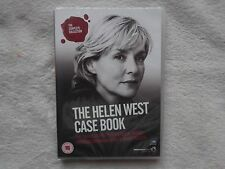 THE HELEN WEST CASE BOOK Complete Series (DVD, 2 Disc Set). RARE NEW/SEALED R2