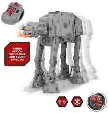 Star Wars en en el control remoto de vehículo terreno transporte Imperial Walker Juguete Nuevo