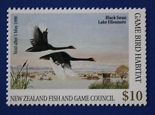New Zealand (NZ04) 1997 New Zealand Game Bird Habitat Stamp (MNH)