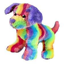 "CANDY THE RAINBOW DOG STUFF-A-BEAR NO SEW MAKING KIT BEAR 16"" (40cm)"