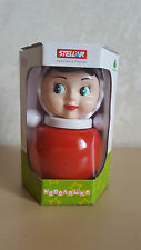 """NEW Roly Poly Nevalyashka Неваляшка Classic Russian Toy Baby Doll Musical 7""""18cm"""