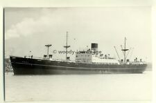 c0239 - Shaw Savill Line Cargo Ship - Romanic , built 1954 - photograph Byass