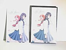 Sweet Blue Flowers: The Complete Series + PROMO CARD (DVD,2013,3-Disc,anime)