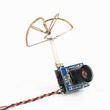 5.8G 25mW 32CH 1/4 Cmos Mini AV Transmitter TX with 520TVL Camera for FPV Drone.