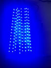 Wireless Blue LED Boat Accent Lights Kit Waterproof Bright Strips Yacht Interior