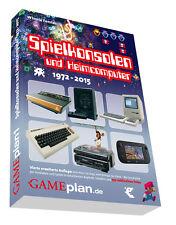 Spielkonsolen und HeimComputer 1972 bis 2015  - Winnie Forster  - Gameplan