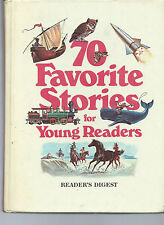 SALE2 BOOKS 70 FAVORITE STORIES FOR YOUNG READERS& FAVORITE FAIRY TALES LARGE Hb