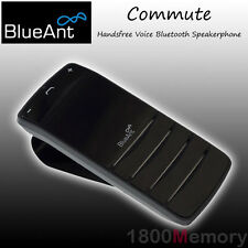 BlueAnt Commute Bluetooth Handsfree Voice Control Car Speakerphone Apple iPhone