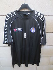 Maillot porté TOULOUSE TFC entrainement training shirt LOTTO vintage B football