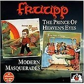 Fruupp - Prince of Heaven's Eyes / Modern Masquerades (1996) EX Condition CD
