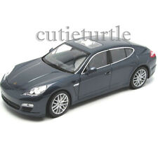 Welly Porsche Panamera S 1:24 Diecast Model Toy Car 24011 Blue