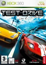 Test Drive Unlimited Xbox 360 NEW and Sealed