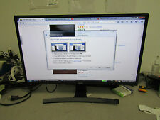 """Samsung S27E510C 27"""" Curved Screen LED Monitor Broken Stand"""